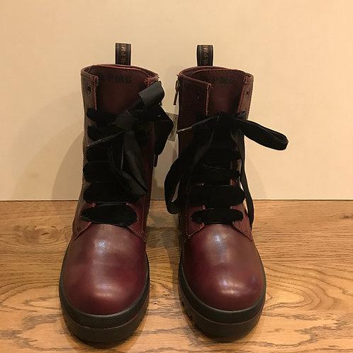 Primigi: Wine DM style leather boot