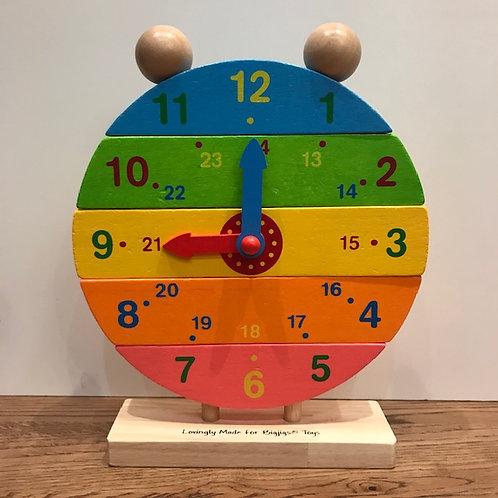 BigJigs: Stacking Clock