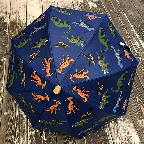 Hatley: Colour Changing Dino Umbrella