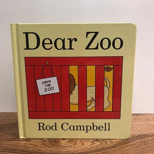 Dear Zoo - Book