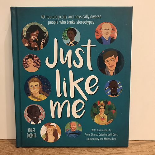 Louise Gooding: Just Like Me Book