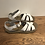 Thumbnail: Salt Water: Swimmer - White Sandals