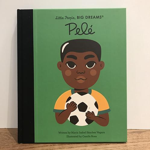 Little People Big Dreams: Pele Book
