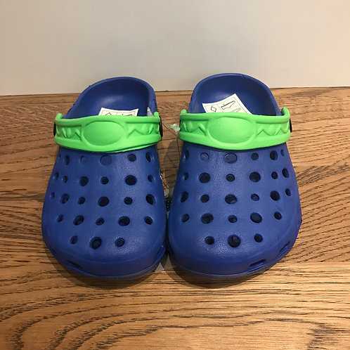 Garden Shoes: Navy Waterproof