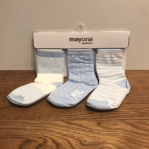 Mayoral: Blue Socks