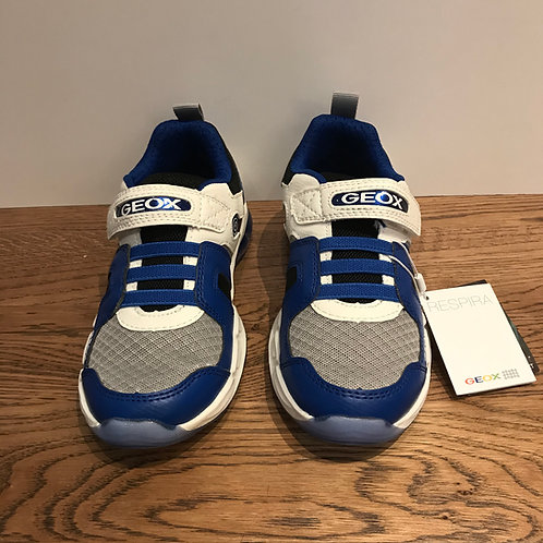 Geox: J Spaziale B - Royal Blue Trainers