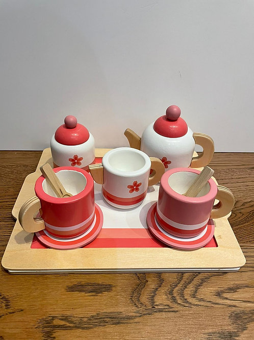 Big Jigs: Tea Tray Set