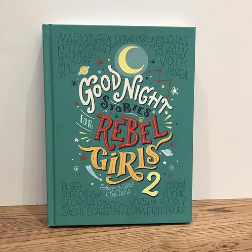 Goodnight Stores For Rebel Girls 2