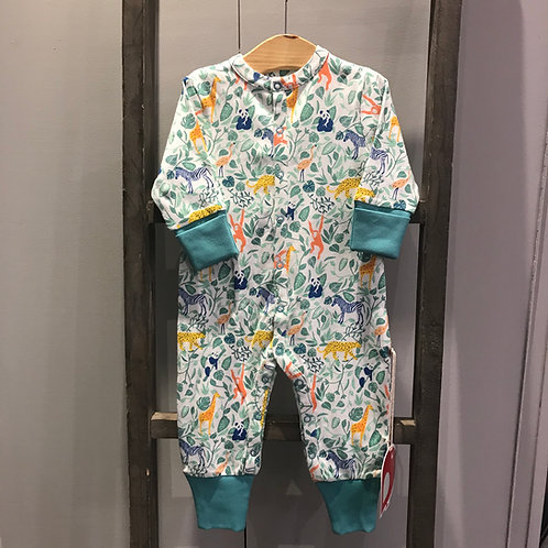 Piccalilly: Animal Adventure Romper