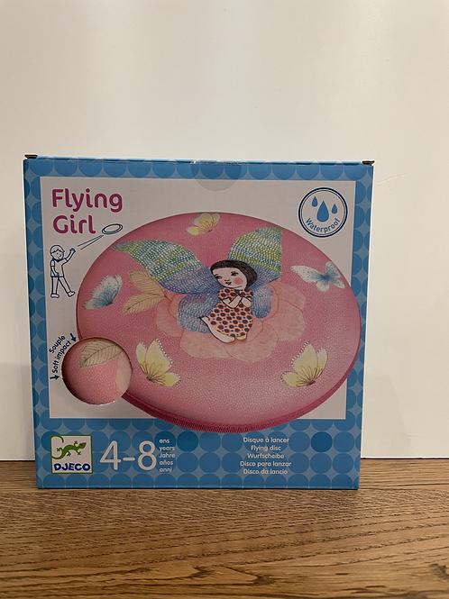 DJECO: Inflatable Flying Disc (Girl)
