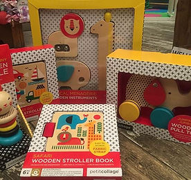 Sid & Evies wooden toys