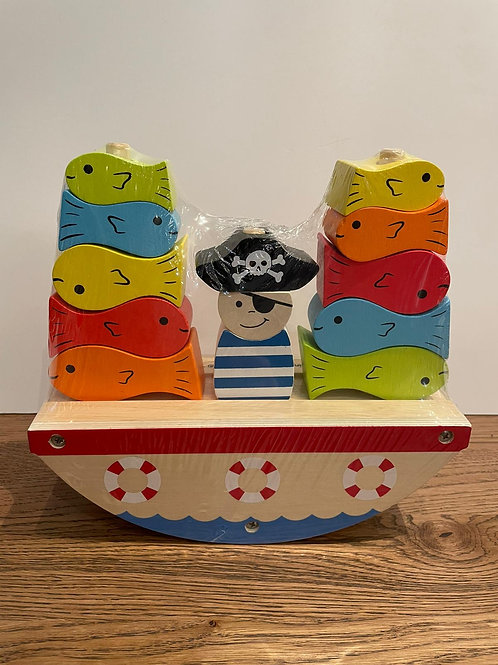 Big Jigs: Pirate Rocking ship