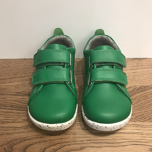 Bobux: Grass Court Emerald