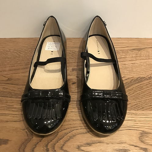 Mayoral: Party Shoes - Black Patent