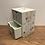 Thumbnail: Floss and Rock: Wooden 2 Drawer Box (Bunny Rabbit)