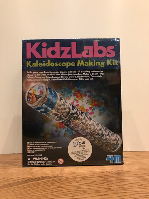 KidzLads: Kaleidoscope Making Kit