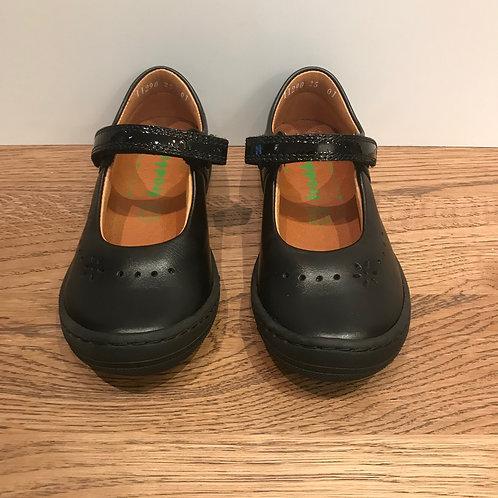 Froddo: Leather Mary Jane Velcro Toe bumper