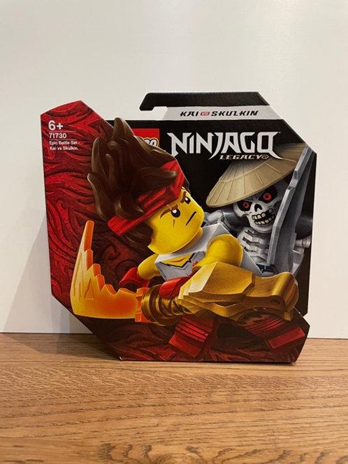 Lego: Ninjago 71730
