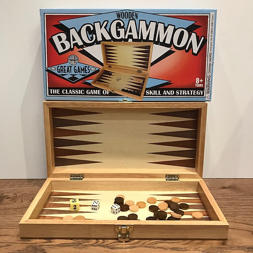 House of Marbles: Backgammon