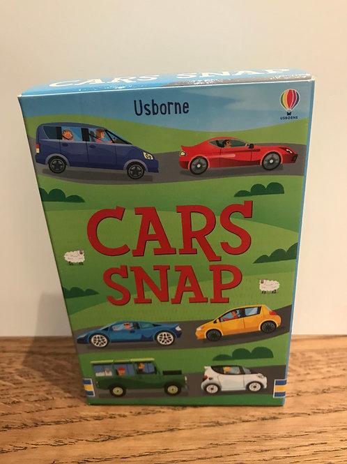 Cars - Snap Cards