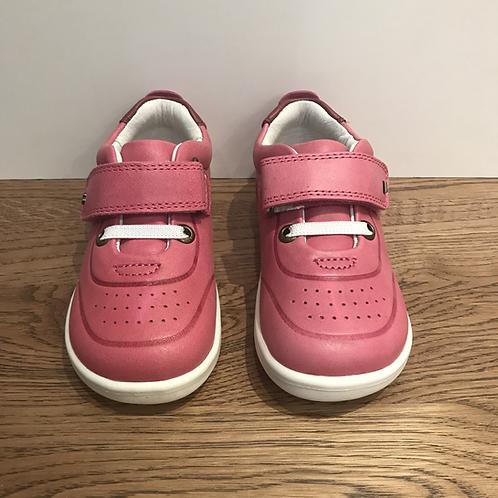 Bobux: Ryder - Pink & Raspberry Shoe