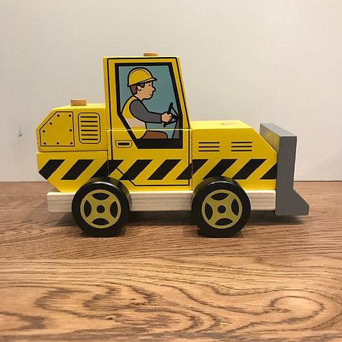 BigJigs: Yellow Scooper