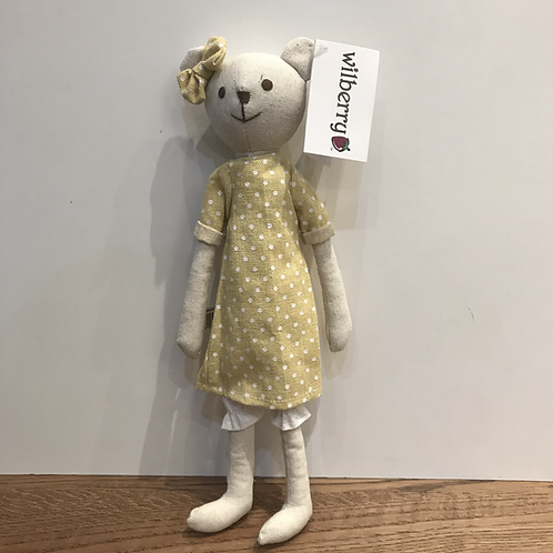 Wilberry: Soft Toy - Bear