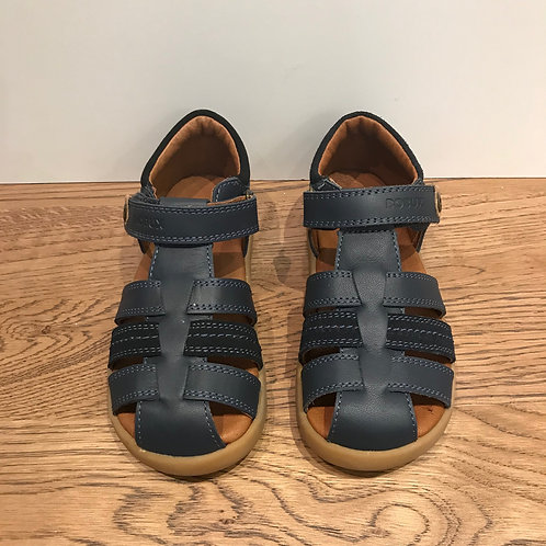 Bobux: Global Roamer - iWalk Navy Closed Toe Sandals