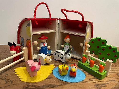 Big Jig: Farm Mini Playset