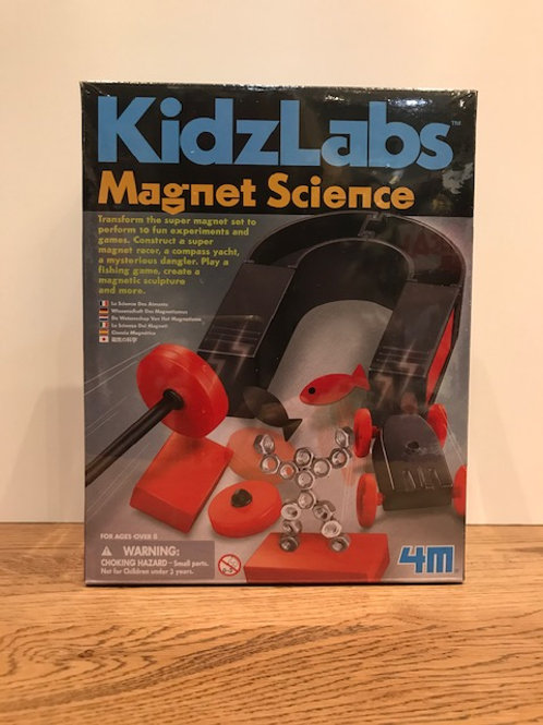 KidzLabs: Magnet Science