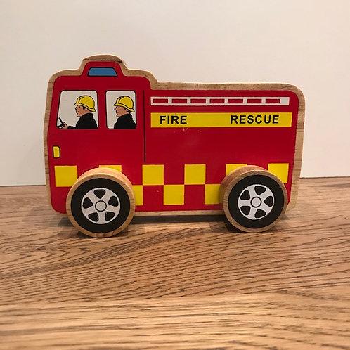 Lanka Kade: Red Fire Engine