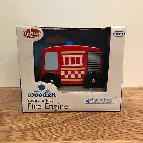 Tobar: Red Fire Engine
