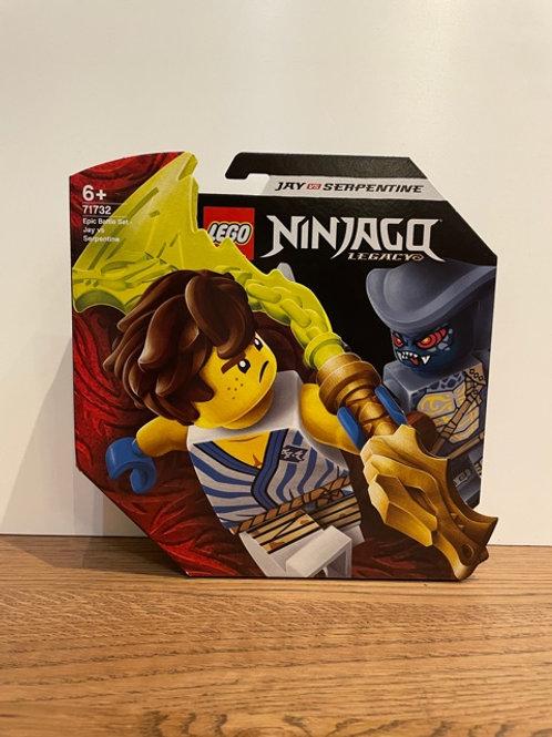 Lego: Ninjago 71732
