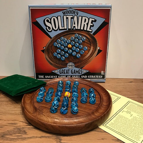 House of Marbles: Solitaire