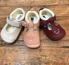 Start-rite first shoes sid & evies