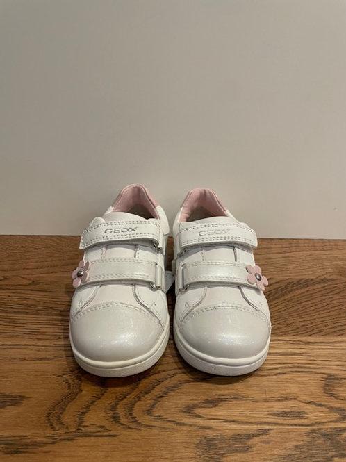 Geox: DJRock - White Shoes