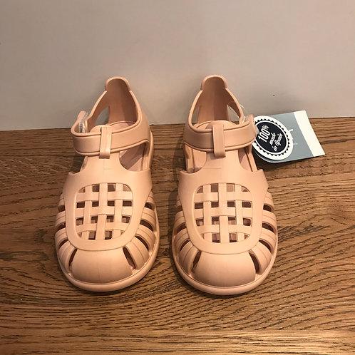 Igor: Tobby Solid - Nude Waterproof Sandal