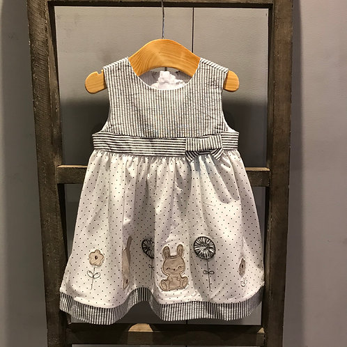 Mayoral: Bunny - White Dress