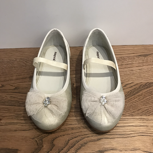 Mayoral: Party Shoes - Champagne