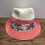 Thumbnail: Mayoral: Beige and Coral Straw Hat