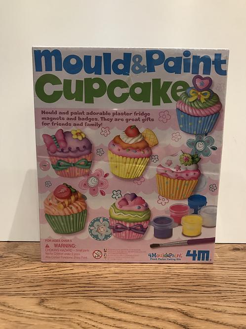 Mould & Paint: Cupcakes