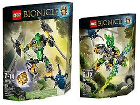 bionicle lego Sid & Evie's