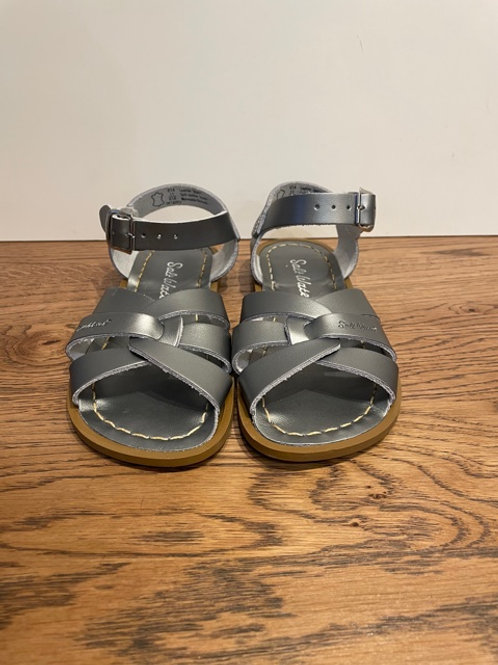 Salt Water: Original - Pewter Sandals