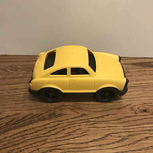 Green Toys: Toy Car Yellow