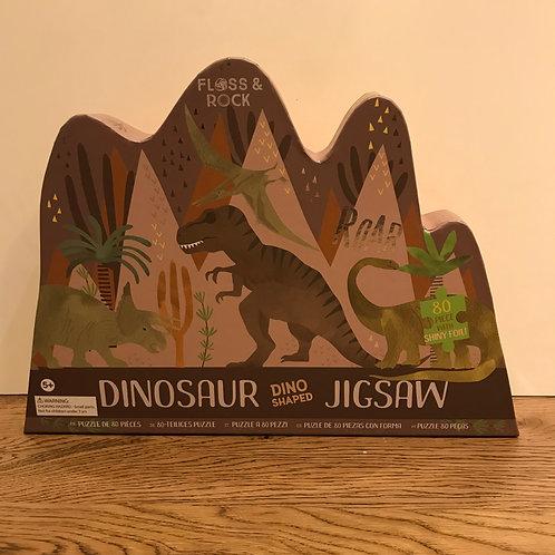 Floss & Rock: Dinosaur Jigsaw