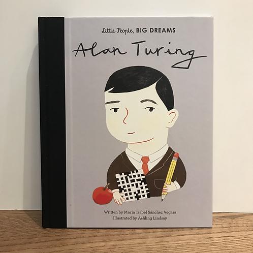 Little People Big Dreams: Alan Turing Book