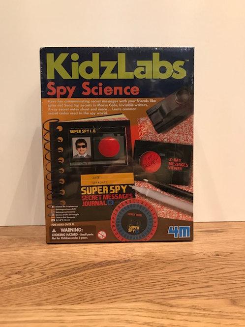 KidzLabs: Spy Science