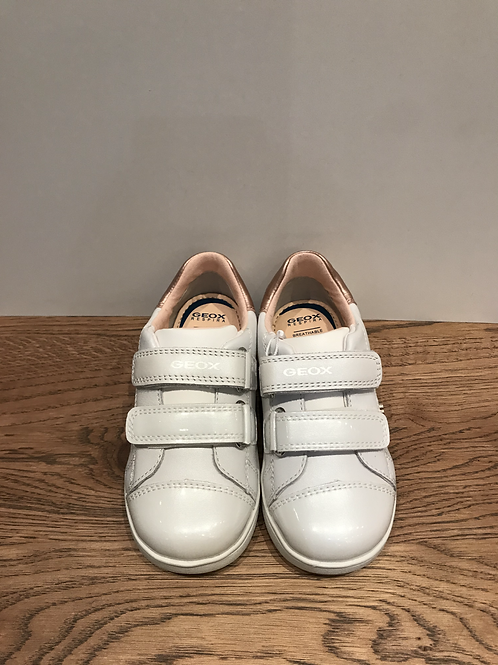 Geox: DJ Rock - White Shoe