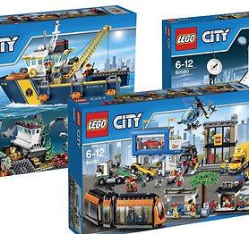City Lego & Sid & Evie's