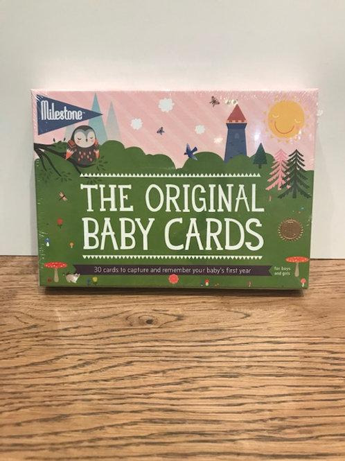 Milestone Cards: